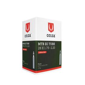 Onza MTB Cykelslange 0.8mm, 26 x 1.25 - 1.75 sort